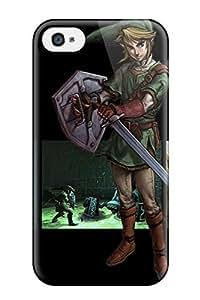 Series Skin Case Cover For Iphone 5C(the Legend Of Zelda) WANGJING JINDA