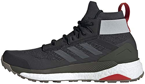adidas outdoor Terrex Free Hiker Boot - Men's Black/Grey Six/Night Cargo, 8.5 by adidas outdoor (Image #2)