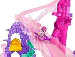 Shimmer And Shine Teenie Genies Magic Carpet Adventure Playset DYW01