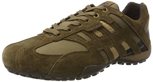 Homme Serpent Geox K U4207k01422c6105 Sneaker Herren Braun (marron)