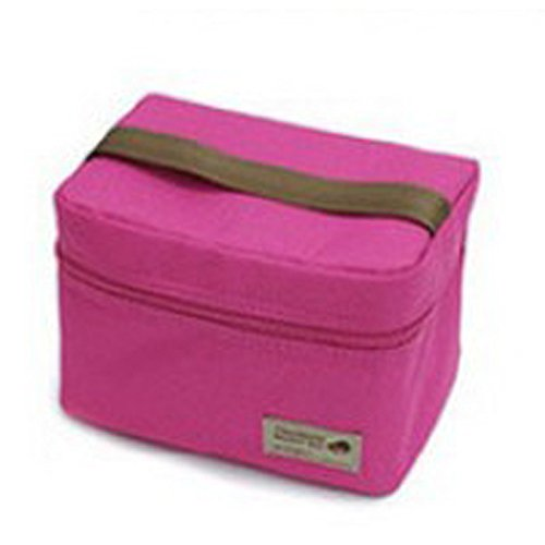Outdoor Portable Thermal Insulation Handbag Lunch Box Bento Bag Tote for Excursions Travel Camping - Websites Shopping Pakistan
