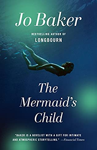 book cover of The Mermaid\'s Child
