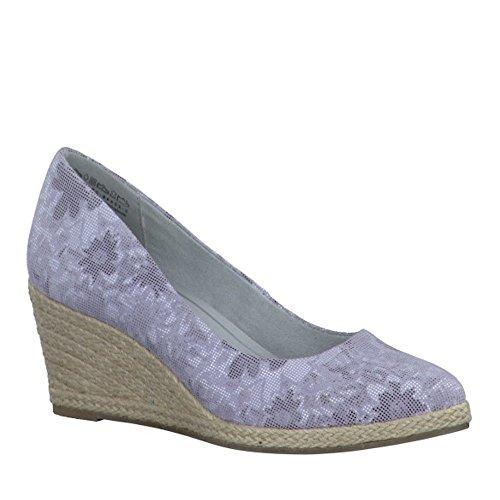 Marco Tozzi - Zapatos de vestir para mujer morado lavanda Lavanda