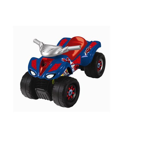 Battery Powered Ride On Toys For Toddlers >> Spiderman Power Wheels Ride on Toys