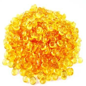400 PCS Hair Extension Fusion Keratin Glue Tips Rebond Granules Beads