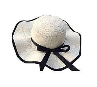 Beige Sun Hats For Women