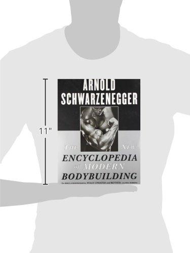 arnold schwarzenegger the new encyclopedia of modern bodybuilding pdf