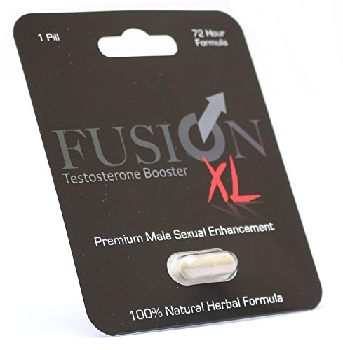 Fusion Natural Testosterone Booster Enhancement product image