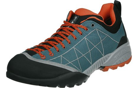 red Women Scarpa Pro Zen orange octane IxqBfR