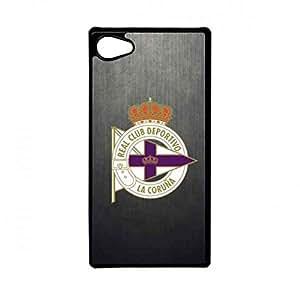 Deportivo Silicona TPU De Logo funda Sony Xperia Z5Mini, Deportivo Logo Cell funda, funda Sony Xperia Z5Mini Deportivo Logo funda Cover