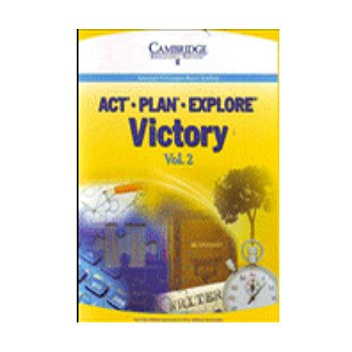 VICTORY:ACT,PLAN,EXPLORE-VOLUME 2