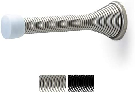 JD Jack NDrill Doorstopper Nickel product image