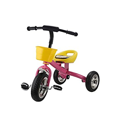 HotOne 023AK 4 In 1 Baby Children Detachable stroller Trike Classic Kids tricycle: Grows with your child