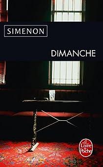 Dimanche par Simenon
