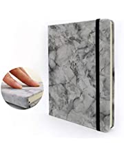 Classic Notebook with Marble Patten Cover, PU Cover Journal, Diary, 5.5 * 8 inches