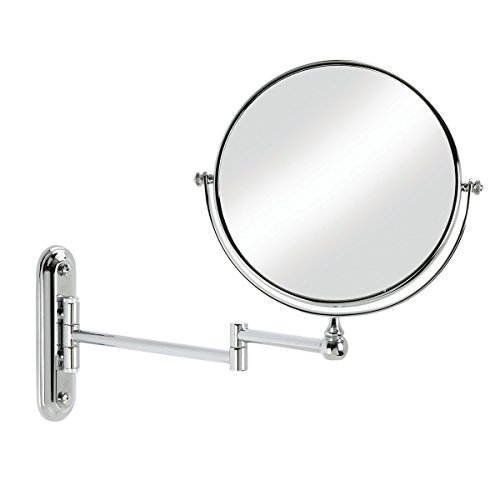 better living products valet wall mount magnified mirror. Black Bedroom Furniture Sets. Home Design Ideas