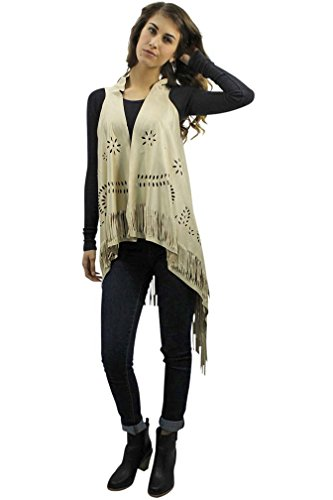 Gypsy Leather Vest - 9