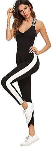 SweatyRocks Spaghetti Bodycon Jumpsuits Playsuit product image
