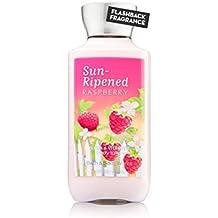 Bath and Body Works Sun Ripened Raspberry Body Lotion 8 Ounce