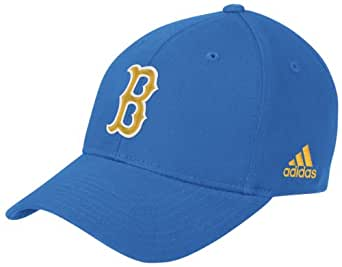 NCAA UCLA Bruins Structured Adjustable Hat, One Size Fits All,Blue