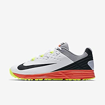 Nike Potential 3 Cricket Shoes- White