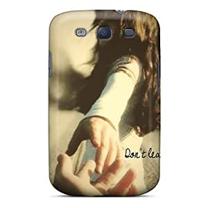 Awesome Case Cover/galaxy S3 Defender Case Cover(dont Leave Me)