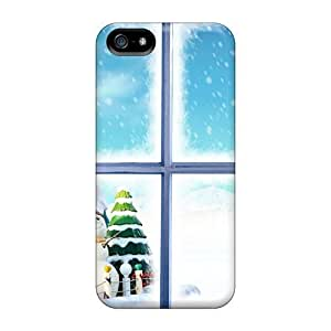Defender Cases With Nice Appearance (winter Holidays) For Case Samsung Note 4 Cover