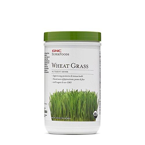 GNC SuperFoods Wheat Grass