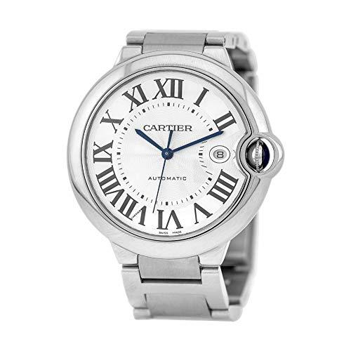 - Cartier Ballon Bleu Automatic Male Watch W69012Z4 (Certified Pre-Owned)