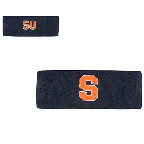 Syracuse Orangemen Official NCAA Head Band TOW Headband by Top of the World 932699 (Syracuse Orangemen Baseball)
