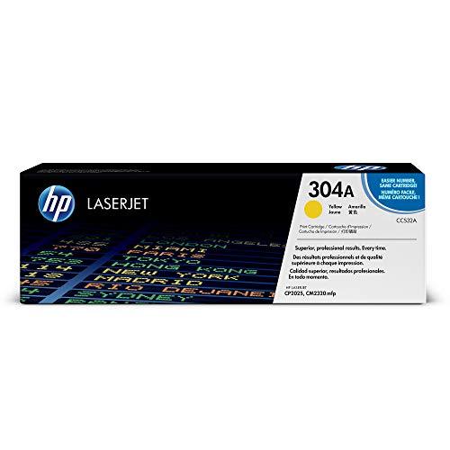 HP  Color Laserjet Print Cartridge Yellow