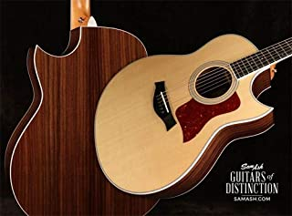 product image for Taylor Guitars 418ce-R Rosewood Grand Orchestra Acoustic-Electric Guitar