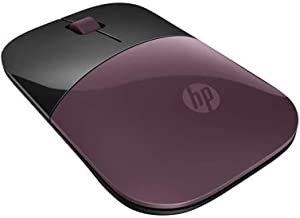 HP Z3700 BD-7UH89AA-Q Wireless Mouse Berry Mauve