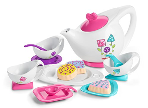 - Fisher-Price Color Changin' Treats Tea Set