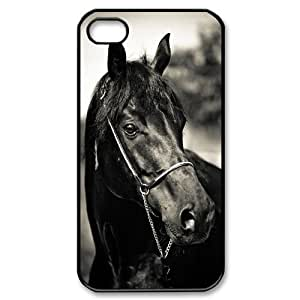 Horse racing Case Cover Best Iphone 4 4s Case