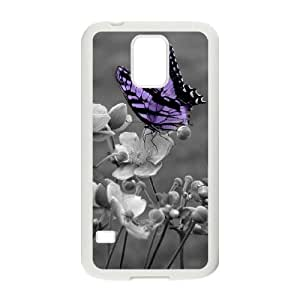 Butterfly ZLB579084 Unique Design Case for SamSung Galaxy S5 I9600, SamSung Galaxy S5 I9600 Case