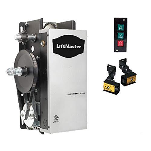 Liftmaster mj5011uプレミアムシリーズMedium Duty Commercialジャックシャフトガレージモーター B00IRL9JNI