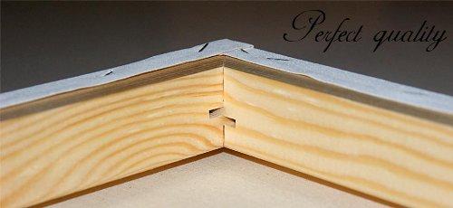 ARTIST BLANK STRETCHED /& ACRYLIC PRIMED FRAMED COTTON CANVAS 3D DEEP EDGE 12 x 10 30 x 25cm