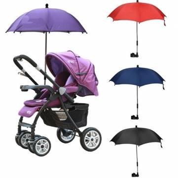 Cochecito de bebé cochecito de paseo cochecillo digicharge sombrilla paraguas losel solar