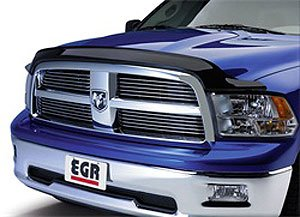 (EGR 392651 Smoke No-Drill Aerowrap for Dodge Ram 2009 1500)