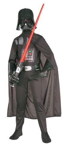 Rubie's Star Wars Child's Darth Vader Costume, Medium