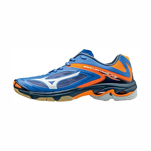 Mizuno WAVE Lightning Z3 SBlue/White/OrangeClownF