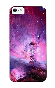Case For Iphone 5c Phone Case Cover(hubble Finds God) For Thanksgiving Day's Gift