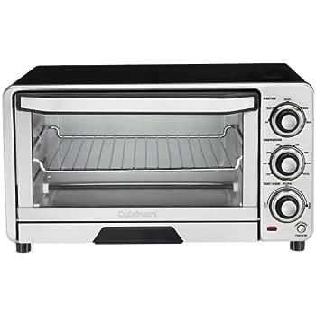 Amazon Com Cuisinart Custom Classic Toaster Oven Broiler