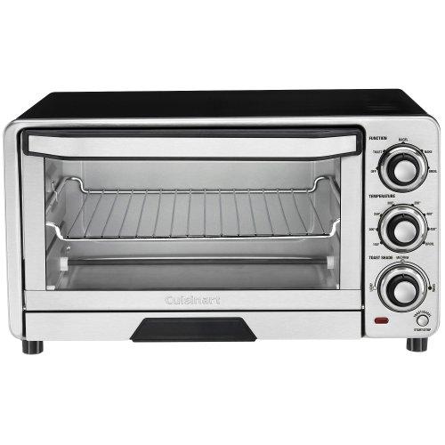 Cuisinart Custom Classic Toaster Oven Broiler - RAW  Stainle