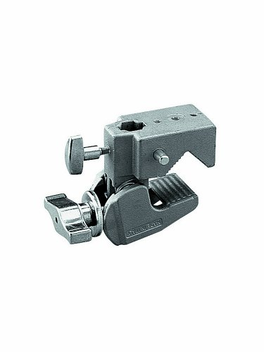 Avenger C1550 Heavy Duty Super Clamp with Pipe Biting Surface for High-Torque Resistance