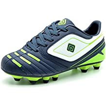 DREAM PAIRS Kids Athletic Lace up Outdoor/Indoor Light Weight Running Soccer Shoes (Toddler/Little Kid/Big Kid)