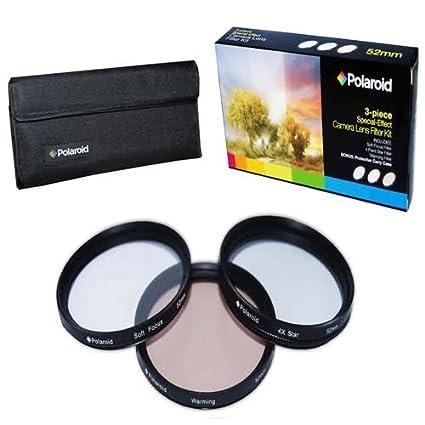 b898834dfe1 Amazon.com   Polaroid Optics 3 Piece Special Effect Lens Filter Kit ...