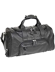 Royce Leather Unisex Classic Sports Duffel Bag