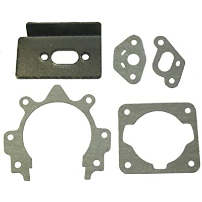 33cc Complete Gasket set for Zooma Gas scooter (36mm): Automotive